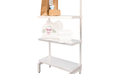 New Product Release – Order Pick-Up Station